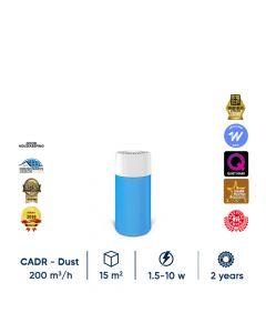 Blue Pure 411 Particle + Carbon Filter Diva Blue