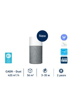Blueair Blue 3410 Air Purifier with Particle + Carbon Filter