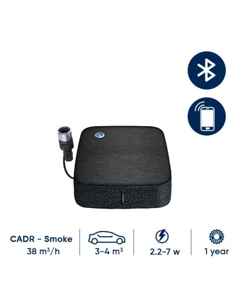 Blueair Cabin P2i Car Air Purifier with Particle + Carbon Filter