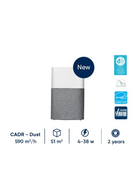 Blueair Blue 3610 Air Purifier with Particle + Carbon Filter