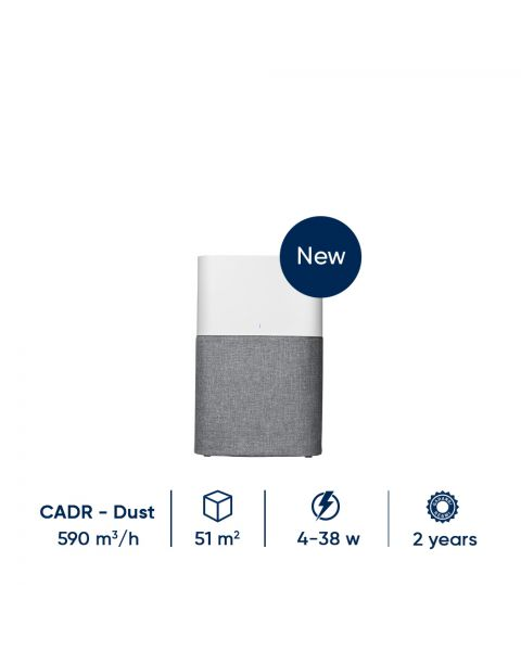 Blueair Air Purifier Blue 3610 Particle + Carbon Filter