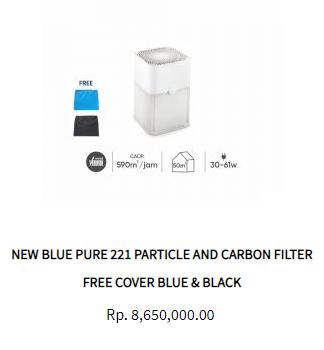 blueair blue pure 221