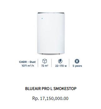 Blueair Pro L Smokestop
