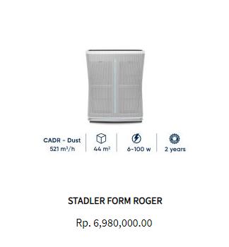 Stadler Form Roger Air Purifier