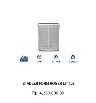 Stadler Form Air Purifier Roger Little