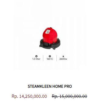 Steamkleen Steam Cleaner