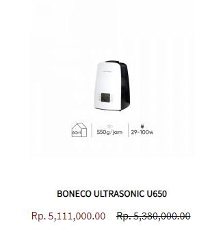 Boneco Humidifier U650